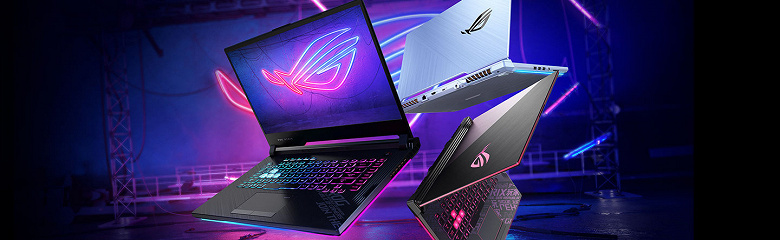 Asus ROG Strix G513QY  ноутбук для тех, кто любит AMD. Новинка основана на CPU Ryzen 9 и ещё не представленной видеокарте Radeon RX 6800M