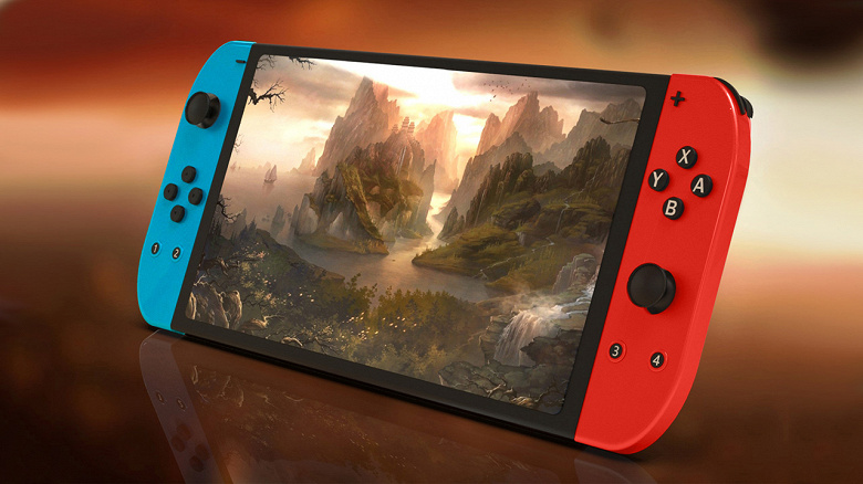 NintendoSwitchPro могут представить уже через пару дней