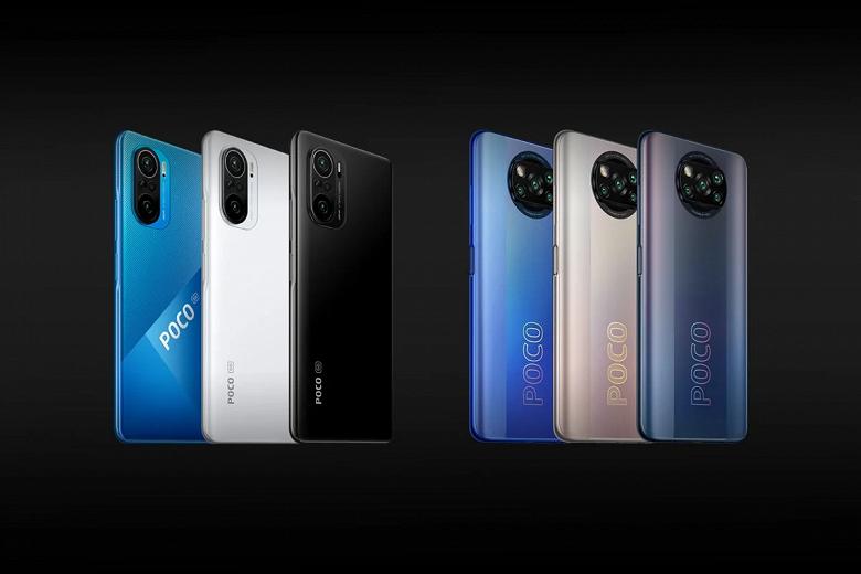 Poco обогнала Realme и OnePlus всего за 10 месяцев и стала самым быстрорастущим брендом смартфонов в Индии
