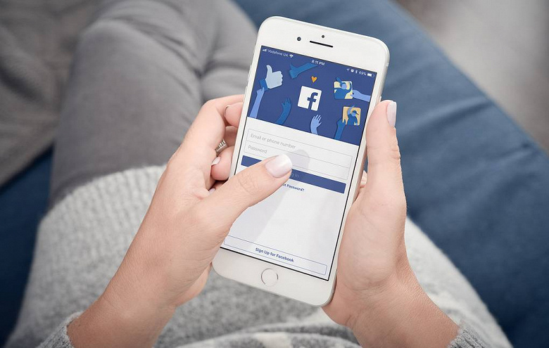 В России оштрафовали Facebook на 26 млн рублей