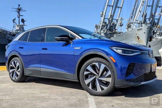 VW планирует разрабатывать собственные процессоры для беспилотных автомобилей