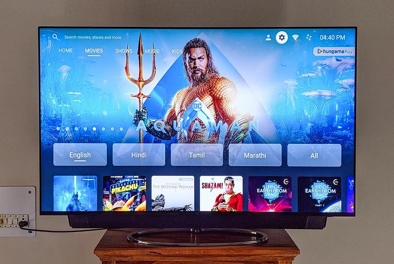 Телевизоры OnePlus спешат в Европе, а OnePlus не торопится с выпуском сгибающегося смартфона