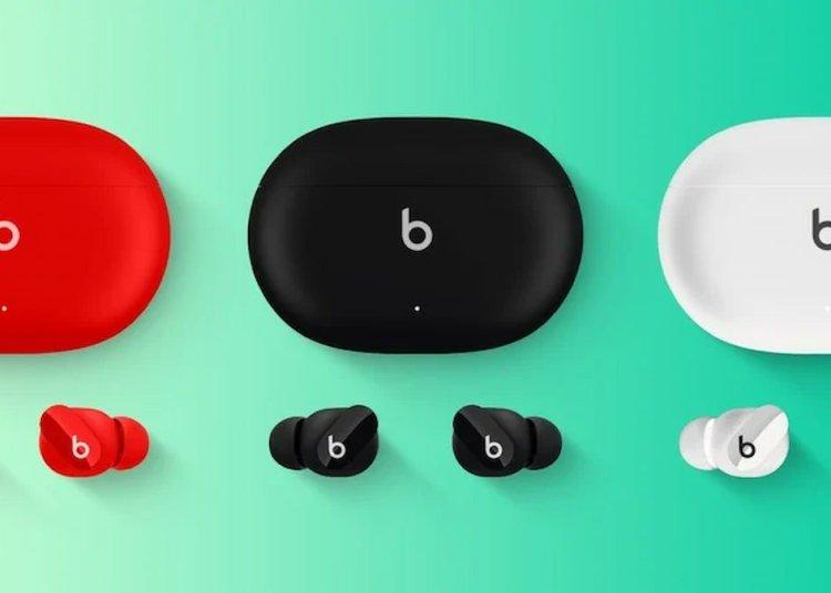 У Apple новые беспроводные наушники  Beats Studio Buds