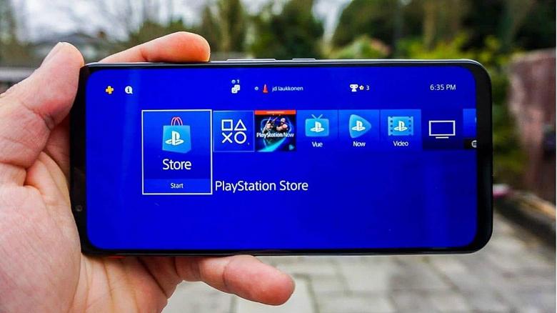 Ближайшее будущее PlayStation  мобильные игры и социальные сети