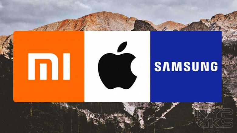 Xiaomi вот-вот опередит Apple и станет лидером на мировом рынке смартфонов в 2023 году