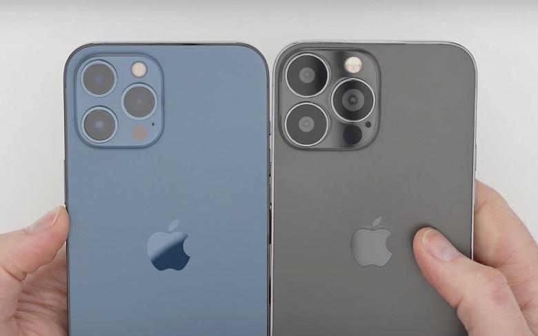 20 млн смартфонов iPhone 13 получат китайские экраны BOE