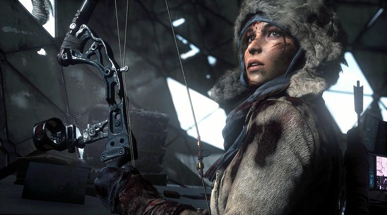 Rise of The Tomb Raider: 20 Year Celebration  следующая бесплатная игра в Epic Games Store