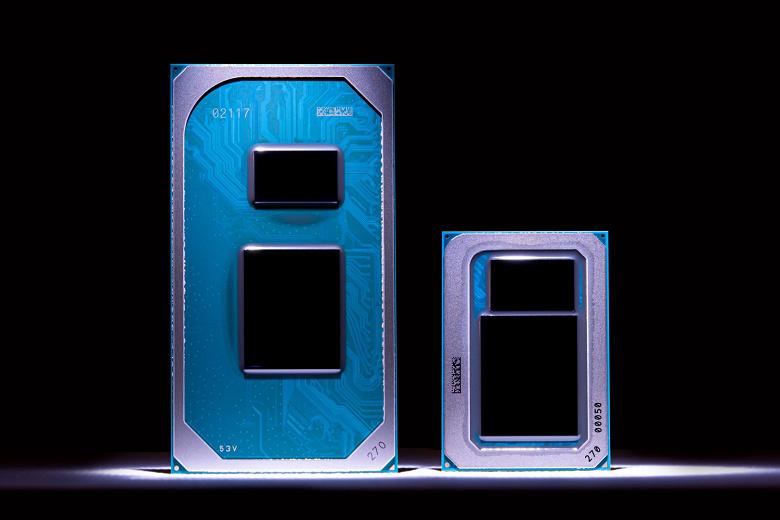Старшие мобильные процессоры Intel нового поколения могут оказаться очень прожорливыми