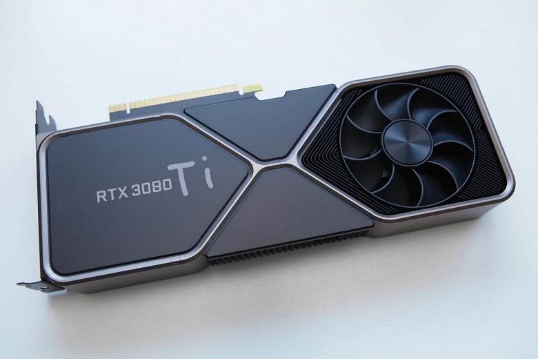 Первый тест GeForce RTX 3080Ti показывает, на что способна карта
