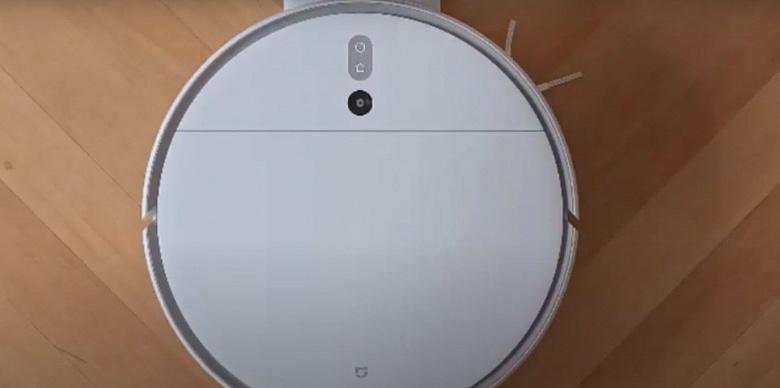 Представлен робот-пылесос Xiaomi Mijia 2C