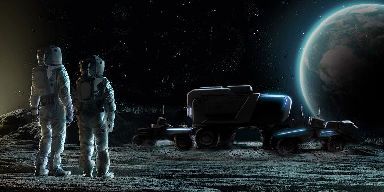 General Motors создаёт электромобиль, но не для Земли. GM вместе с Lockheed Martin создаст новый планетоход для NASA