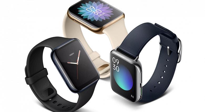 Snapdragon Wear 4100 и 16 ГБ памяти в часах. Первые детали об Oppo Watch 2