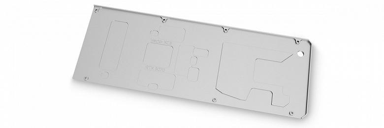 Водоблок EK-Quantum Vector XC3 RTX 3070 D-RGB предназначен для видеокарт EVGA XC3 RTX 3070