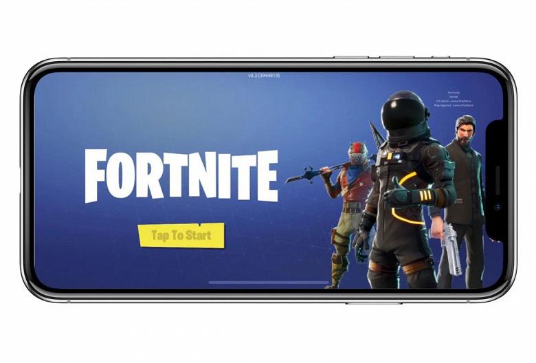 Миллионы лишённых доступа к Fortnite пользователей iOS смогут вернуться в игру в октябре