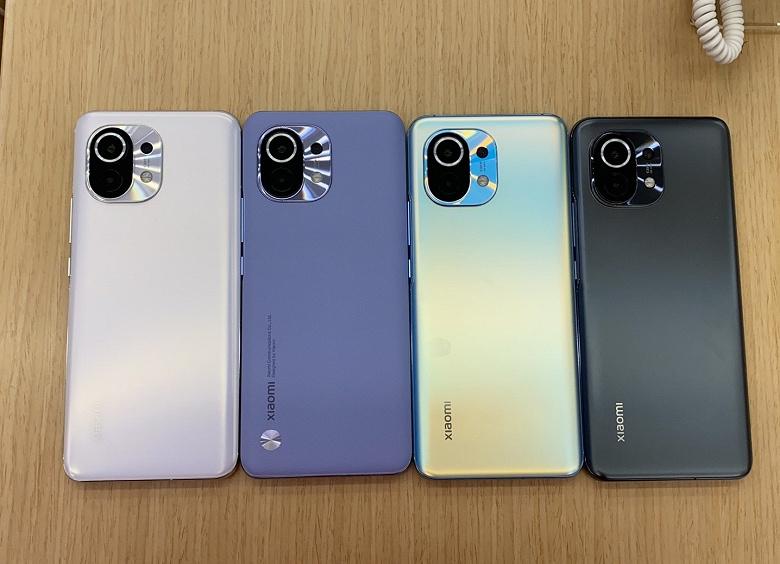 Флагман Xiaomi работает при 60 Гц, даже если выбрать 120 Гц