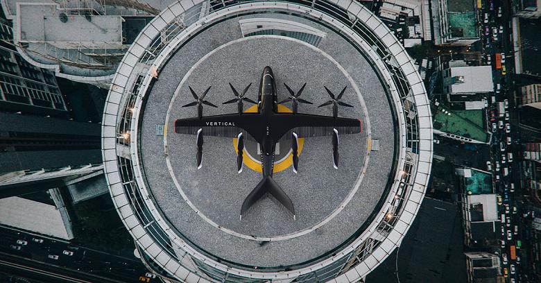 American Airlines планирует купить до 350 электрических самолетов с вертикальным взлетом и посадкой