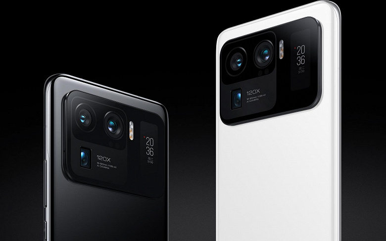 Xiaomi Mi 12 Ultra получит дюймовый датчик изображения разрешением 192 Мп, подэкранную камеру и 100-ваттную беспроводную зарядку