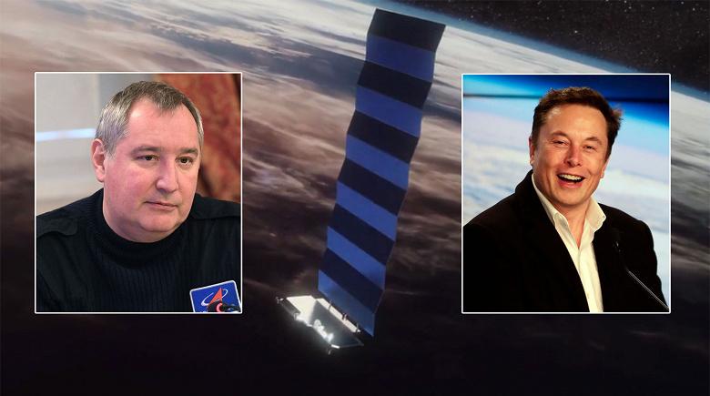 Дмитрий Рогозин рассказал о духовной близости и полном согласии с Илоном Маском