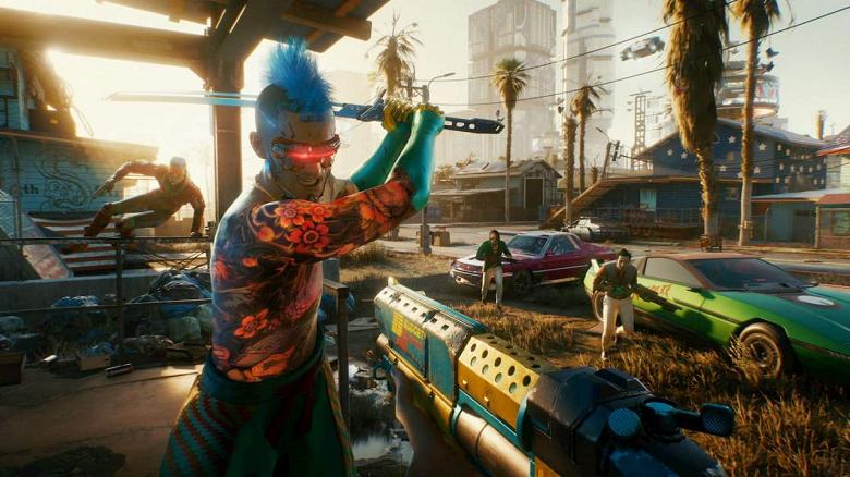 Sony наконец вернула Cyberpunk 2077 в PlayStation Store, но с большим предупреждением для пользователей PS4