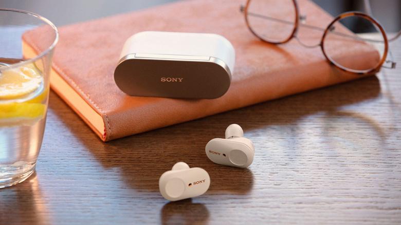 Беспроводные наушники Sony WF-1000XM3 подешевели до рекордно низкой цены на Amazon