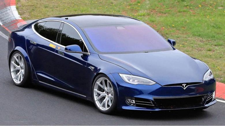 Tesla отменила свой самый быстрый электромобиль Model S Plaid Plus