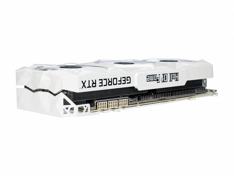 Galax OC Lab подтверждает скорый выход видеокарты GeForce RTX 3080 Ti HOF OC Lab Edition, надеясь, что эти карты смогут купить все желающие