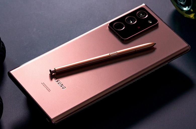 Перезапуск Samsung Galaxy Note состоится в следующем году