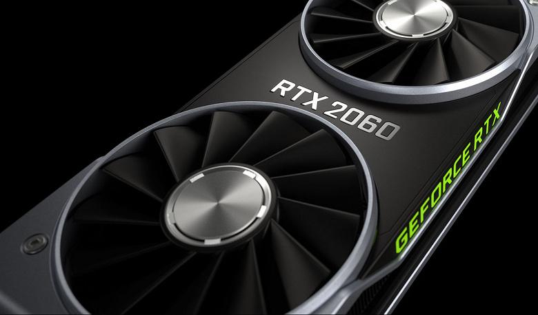 Nvidia вдвое снижает производство GeForce RTX 2060. И вот почему это хорошо