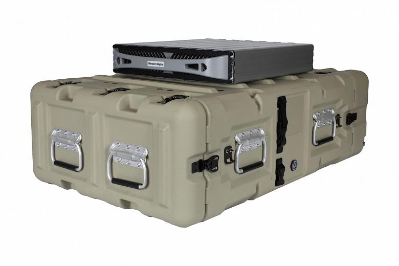 Представлено семейство серверов Western Digital Ultrastar Edge