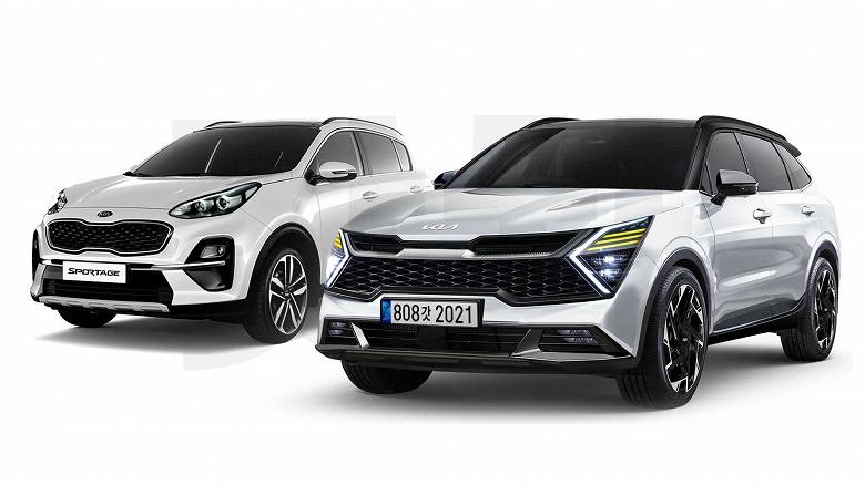 Совершенно новый Kia Sportage в Европе окажется уменьшенным, да ещё и выйдет позже, чем в США и Южной Корее