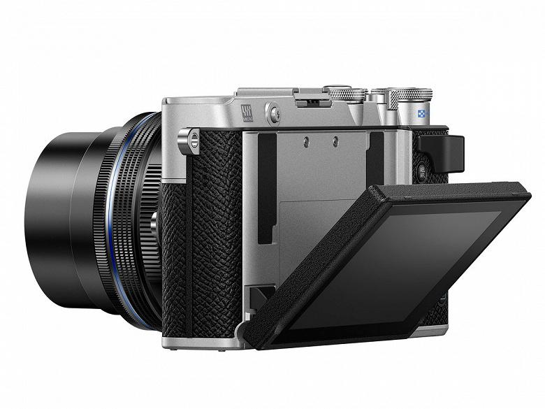 Представлена камера Olympus Pen E-P7  первая после продажи фотобизнеса Olympus