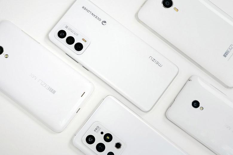 Белые смартфоны Meizu 18 моментально раскупили и перепродают вдвое дороже