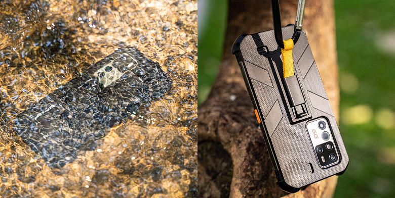 Первый в мире смартфон с тепловизионной камерой, IP69K, NFC и беспроводной зарядкой Ulefone Armor 11T 5G показал возможности своих камер