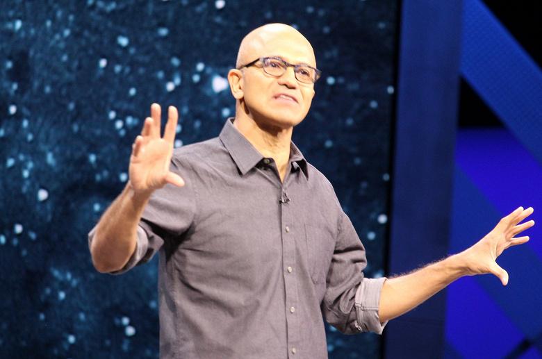 Microsoft выбрала нового председателя совета директоров: им стал генеральный директор Сатья Наделла