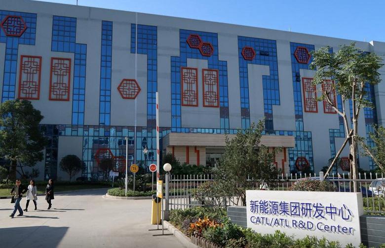 CATL планирует построить в Шанхае новый завод по производству аккумуляторов
