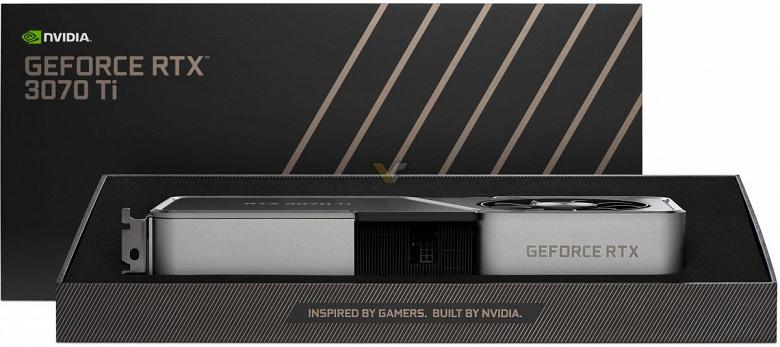 Nvidia GeForce RTX 3070 Ti поступила в продажу. Цены в США  от 600 до 1000 долларов