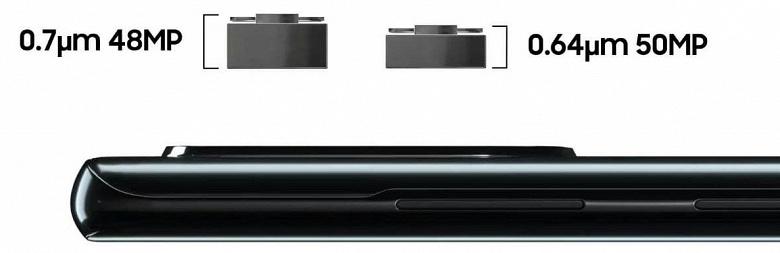 50 Мп для недорогих смартфонов. Представлен компактный датчик изображения Samsung ISOCELL JN1