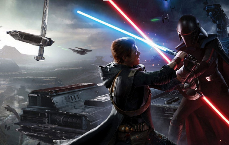 Star Wars Jedi Fallen Order выходит на PlayStation 5 и Xbox Series X/S