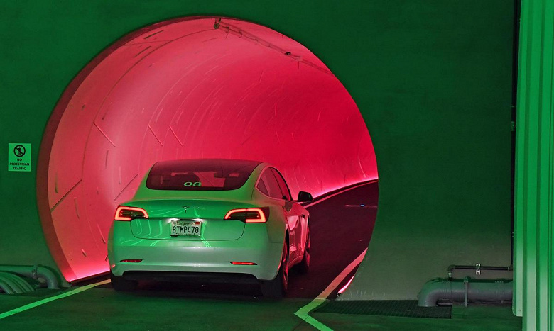 Илон Маск собирается перевозить грузы под землёй. The Boring Company собирается начать прокладывать широкие тоннели для грузовых перевозок