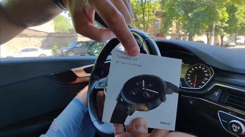 Snapdragon Wear 4100, Wear OS, SpO2, IP68: умные часы Mobvoi TicWatch E3 выходят уже 16 июня