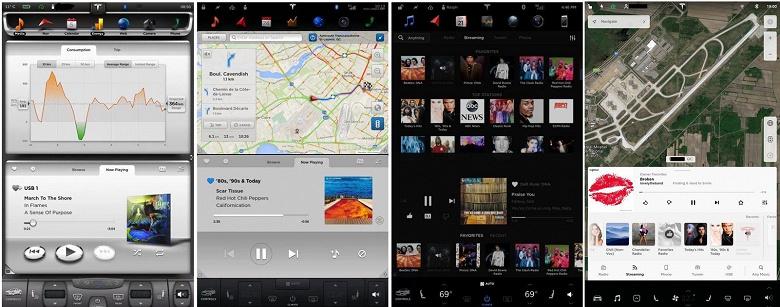 Первый взгляд на новый интерфейс информационно-развлекательной системы Tesla Model S Plaid