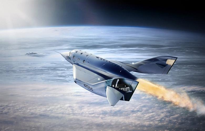 Илон Маск впервые отправится в космос на корабле Virgin Galactic, а не на ракете SpaceX