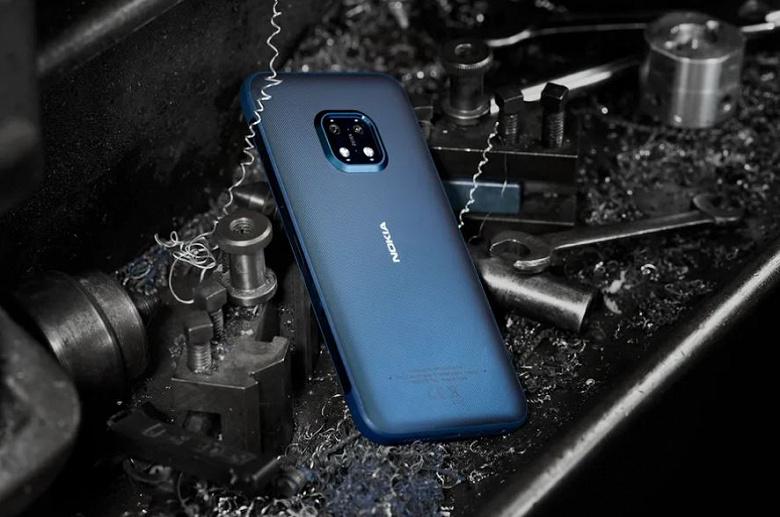 IP68, 5G, 48 Мп, 4630 мАч и перспектива обновления до Android 14. Представлен защищенный смартфон Nokia XR20
