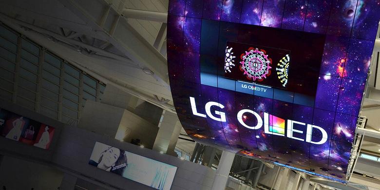 В этом году LG Display рассчитывает отгрузить 8 млн панелей OLED