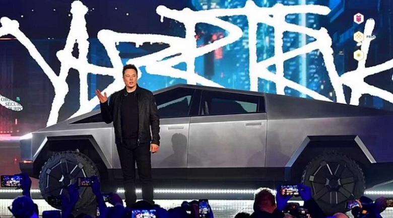 Tesla откладывает производство электрического пикапа Cybertruck до 2022 года. Если производить его сейчас, то машина будет стоить 1 миллион долларов