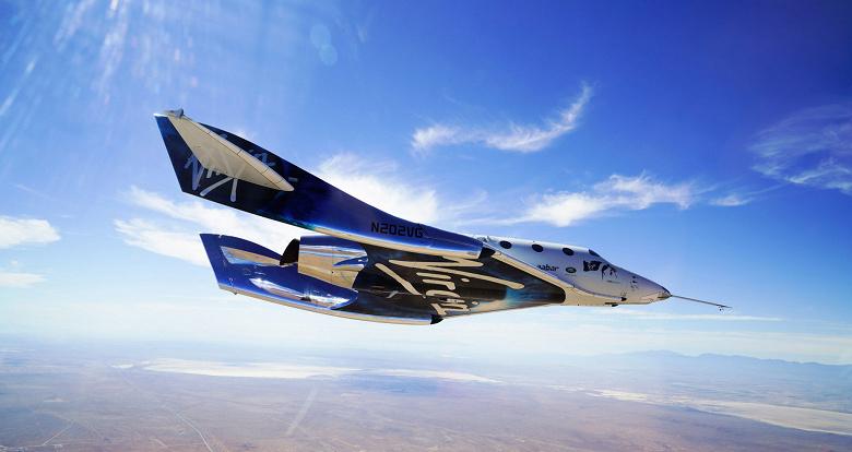 Акции Virgin Galactic рухнули несмотря на полёт Ричарда Брэнсона в космос