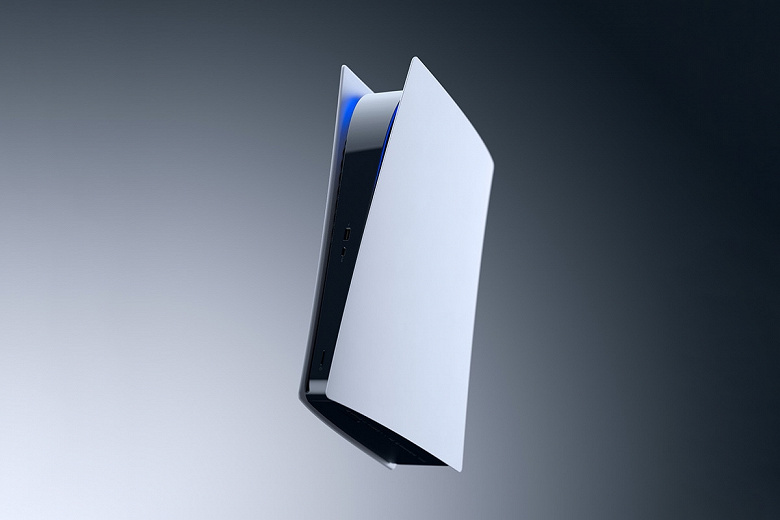 PlayStation 5 Digital Edition уже получила новую ревизию. Консоль стала на 300 г легче