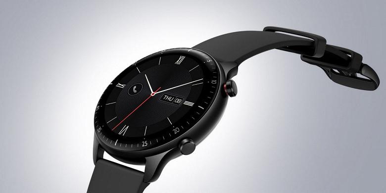 Представлены умные часы Amazfit GTR 2 LTE: подробности о европейском запуске и цене