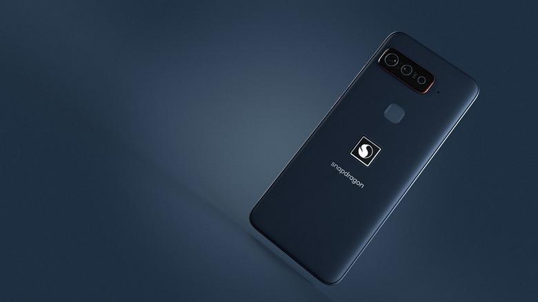 Представлен первый смартфон Qualcomm Snapdragon: 6,78-дюймовый AMOLED-экран, Snapdragon 888, 144 Гц и 16/512 ГБ памяти