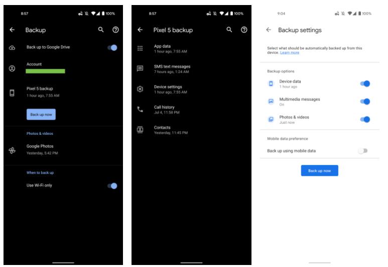 Google запустила универсальное и функциональное решение резервного копирования для Android